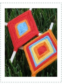 Cinco de Mayo Activities - does anyone else remember making these for Girl Scouts?