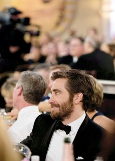 """"""" Jake Gyllenhaal at the 72nd Annual Golden Globe Awards """""""