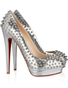 Gold Rhinestone Glitter Studded Patent Leather Womens Red Bottom ...