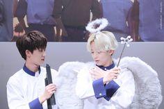 170624 #seventeen#jeonghan#minghao#myungho