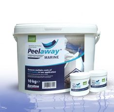 Peelaway® Marine Anti-fouling Remover is specially formulated to effectively remove multiple layers of anti-fouling coatings with one application saving time by reducing the need for repeated scraping. Saving Time, Boat Accessories, Layers, Store, Layering, Larger, Shop, Boating Accessories