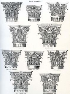 Roman Architecture Columns the classics pages: antony kamm's 'the romans': 6.5 architecture