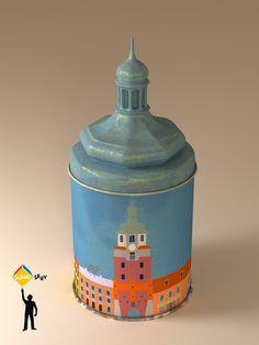 Tea can pinned with #Bazaart - www.bazaart.me