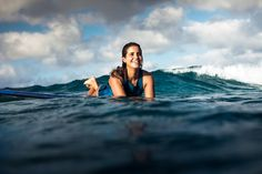 Smiles for miles with Chloe Calmon at Rainbow Bay