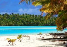 Wyspy Cooka na Oceanie Spokojnym