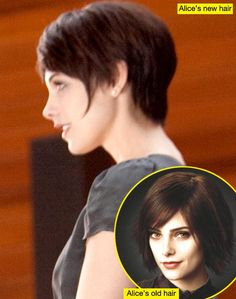 Ashley Greene's 'Breaking Dawn' Hairstylist Explains Alice Cullen's More Modern 'Do!