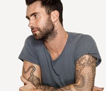 Inspiring picture adam levine, boy, hot, man, sexy. Resolution: 500x499 px. Find the picture to your taste!