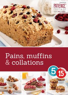 Muffins, Coffee Cake, Banana Bread, Biscuits, Pains, Deserts, Gluten, Cupcakes, Nutrition