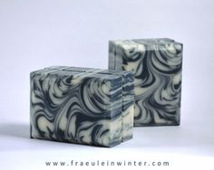 Cosmic Shimmy - ITP Swirl Soap - Handmade by Fräulein Winter