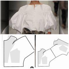 Diy Ken Doll Clothes, Sewing Clothes, Techniques Couture, Sewing Techniques, Dress Sewing Patterns, Clothing Patterns, Fashion Sewing, Diy Fashion, Stylish Dress Designs