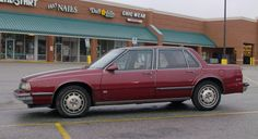 Oldsmobile Delta 88 - One of my favorite cars...