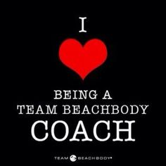 I love being a Team Beachbody Coach! Beachbody programs and supplements are life changing! Contact me at resilienthealthandfitness@gmail.com  and let me be your coach and help you reach your goals! ;)