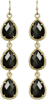 ShopStyle: Kendra Scott Layce Earrings, Black