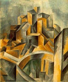 Kubisme kunst - Picasso