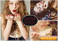 50 Blowing Glitter Photoshop Overlay 319219 This listing is for a set of glitter overlays Perfect for portraits and family photos retouching DETAILS 50 photo overlays -