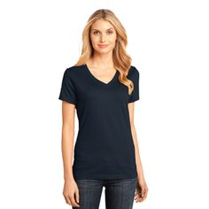 Perfect Weight® V-Neck Tee