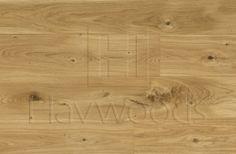 HW182 Gold Leaf European Oak Rustic Grade 130mm Solid Wood Flooring