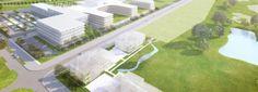 La nouvelle polyclinique à Bezannes sera l'une des plus grandes de France