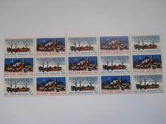 Father Flanagan's Boys Home. Boys Town, Nebraska  1963 Annual Seal Stamp