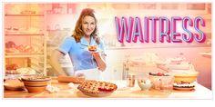Waitress Official Broadway Merchandise