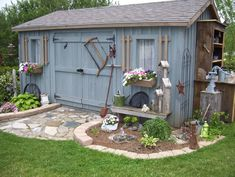 LABELS: LAWN, PAVING, SHED  Outdoor inspiration pics :: Shed032.jpg picture by jengrantmorris - Photobucket