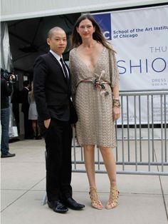 Jason Wu & Jenna Lyons   Chicago