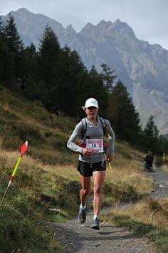 26/08/2011-UTMB-Refuge Bertone (ITA) HAWKER Elisabeth (GBR)  © The North Face® Ultra-Trail du Mont-Blanc®-Pascal Tournaire