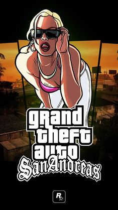 San Andreas Game, San Andreas Cheats, Grand Theft Auto Games, Grand Theft Auto Series, Gta San Andreas Wallpapers, Gta V Iphone Wallpaper, City Wallpaper, Mobile Wallpaper, San Andreas Grand Theft Auto