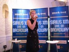 Morgan James sings a medley of TV Theme Songs at SiriusXM Live On Broadway. Accompanied by Seth Rudetsky and featuring Seth and Linday Lavin as backup singers.  For more AMAHZING content like this, visit www.SethTV.com