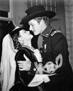Errol Flynn- They Died with Their Boots On