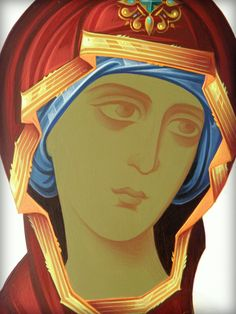 Byzantine Art, Art Icon, Orthodox Icons, Madonna, Catholic, Spirituality, Princess Zelda, Face, Saints