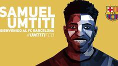 Barcelona hace oficial el fichaje del defensa franc�s Umtiti