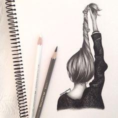 Original Artwork (by vivianhitsugaya or www.colour-to-inspire.tumblr.com) By: instagram - http://www.instagram.com/vivianhitsugaya Repost/Re...