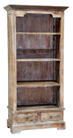 Small+Rustic+Bookcase