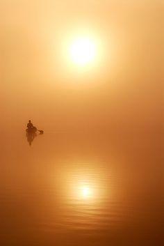 Paddle Two Suns ☼ =☽ – #lamistardilocast #coucher_de_soleil #femme #sunset #woman #puesta_de_sol #mujer #закат #женщина – ☼ =☽