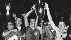 Benfica campeão europeu, 1961.