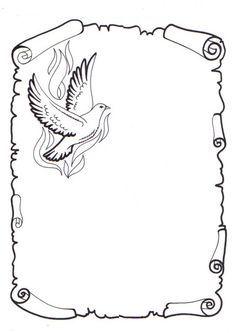 Resultado de imagen de dibujos para pintar en tela para un tapete de cuaresma
