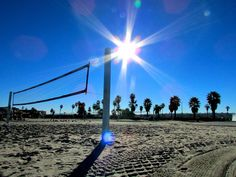 Nothing beats beach volleyball on our beautiful La Jolla Beaches. Enjoy a fun-filled day of play! 🏐