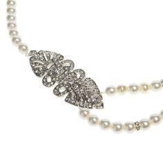 Powderham Jewellery Detail - Downton Abbey