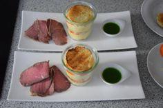 von kuechenereignisse.com  Roastbeef mit Ei-Espuma
