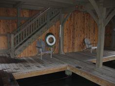 Boat Dock (interior)