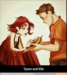 Ella and Tyson