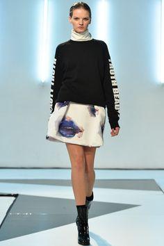 MSGM Fall 2014 Womenswear Collection