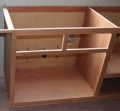 How To Convert A Base Cabinet Into A Sink Baseand How To Make It Impressive Kitchen Cabinet Sink Base Review