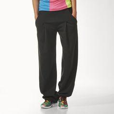 adidas Spodnie z szerokimi nogawkami | adidas Poland