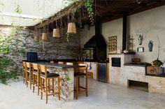 Apê em Decoração: Projetando seu espaço gourmet
