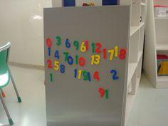 Técnicas para aprender números e alfabeto de uma forma lúdica