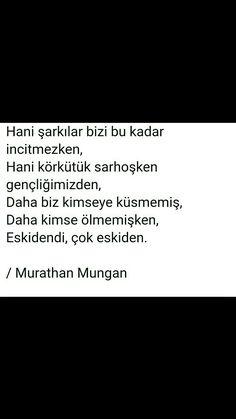 Eskidendi, çok eskiden Murathan Mungan Cards Against Humanity