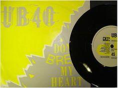 At £4.20  http://www.ebay.co.uk/itm/UB-40-Dont-Break-My-Heart-DEP-International-7-Single-DEP-22-/261091332824