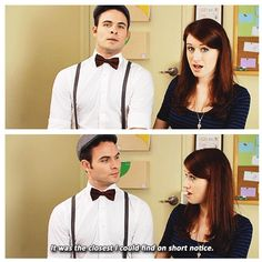 The Lizzie Bennet Diaries. Haha I think he had the hat and bow tie because of her videos!